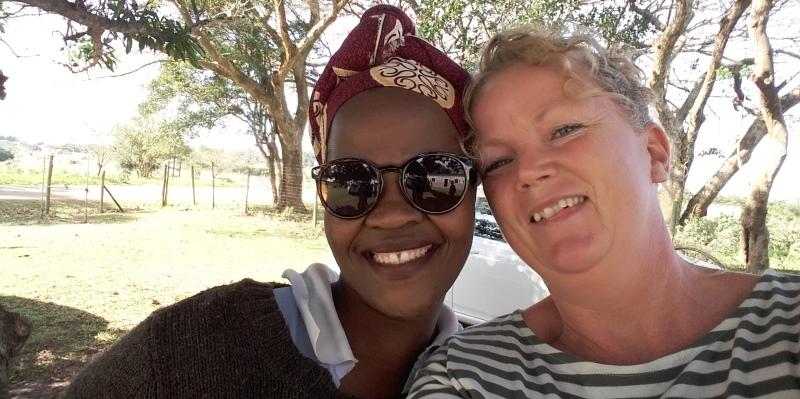 Zuid-Afrika Zululand begeleider van African Impact