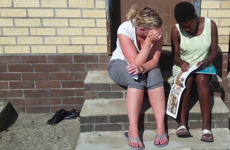 Zuid-Afrika Zululand family support