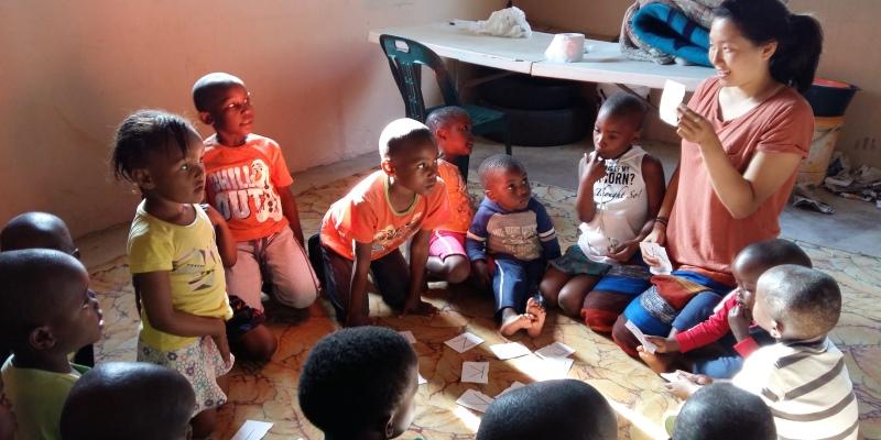 Zuid-Afrika Zululand reading club 2