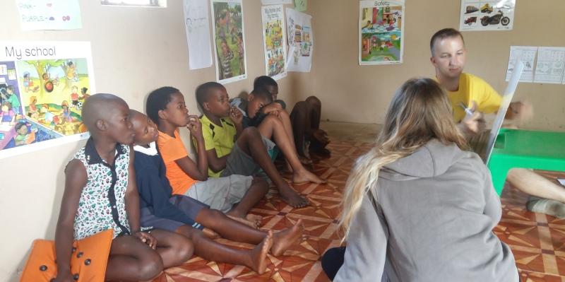 Zuid-Afrika Zululand reading club 3