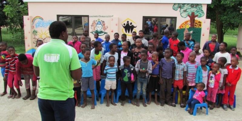 Zuid-Afrika Zululand schooltje