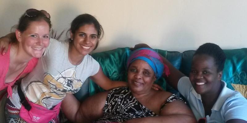 Zuid-Afrika Zululand vrijwilligerswerk