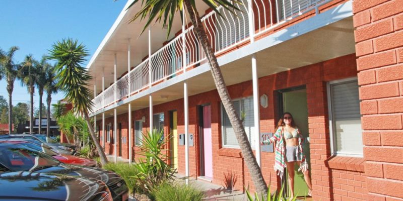 Australie Surf College accommodatiejpg