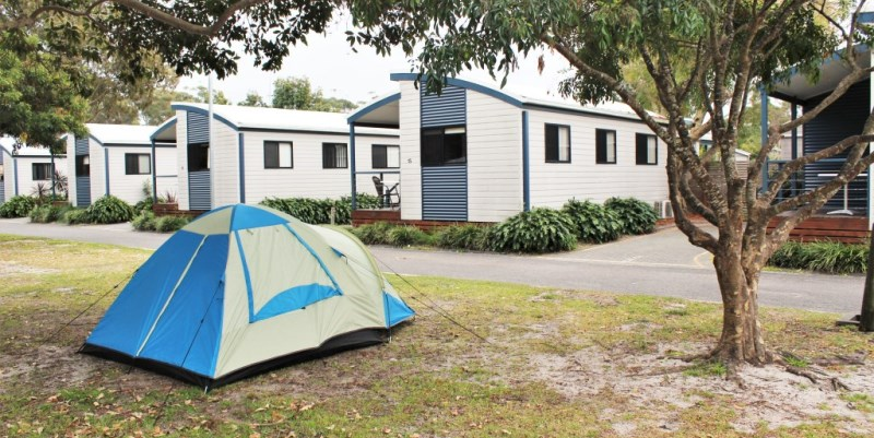 Australie Caravan Park