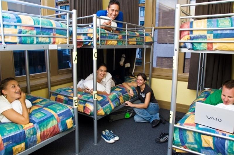 Australie-hostels