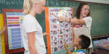 Centraal Thailand Engelse les 2