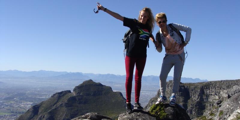 Zuid-Afrika vrijwilligerswerk en rondreis