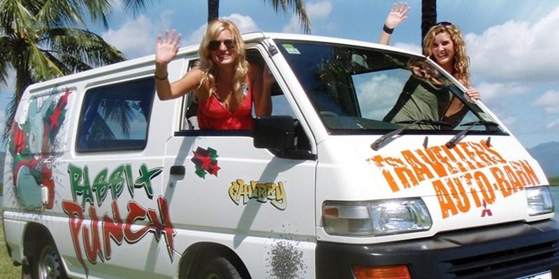 Australie Travellers Autobarn jpg