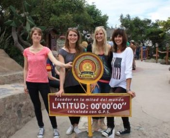 Kickstart Ecuador + vrijwilligerswerk