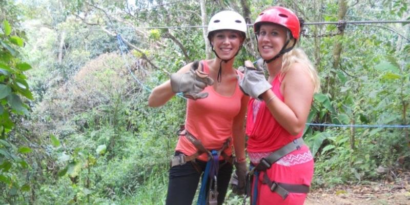 Ecuador Rondreis Spaans en vrijwilligerswerk Britt 1