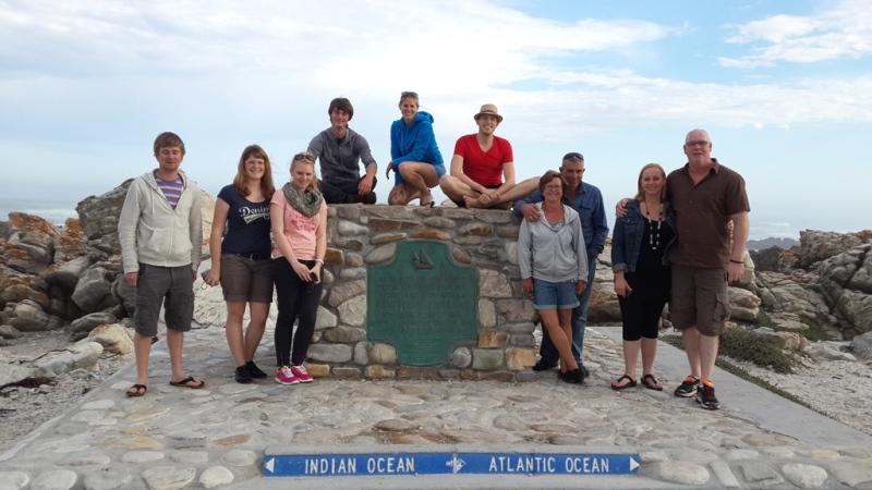 Garden Route Tour Cape Algulhas