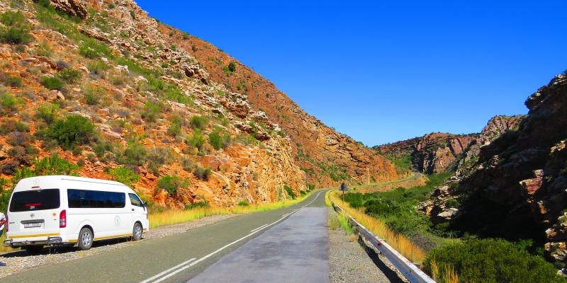 Garden Route Tour through the little Karoo
