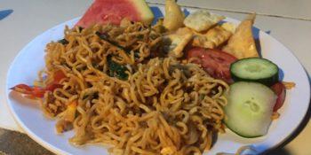 Indonesie Bali cultuur en lesgeven Bali lekker eten