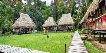 Kickstart Ecuador Jamu Lodge
