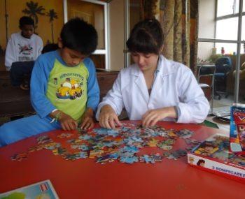 Kickstart Ecuador + vrijwilligerswerk tegel