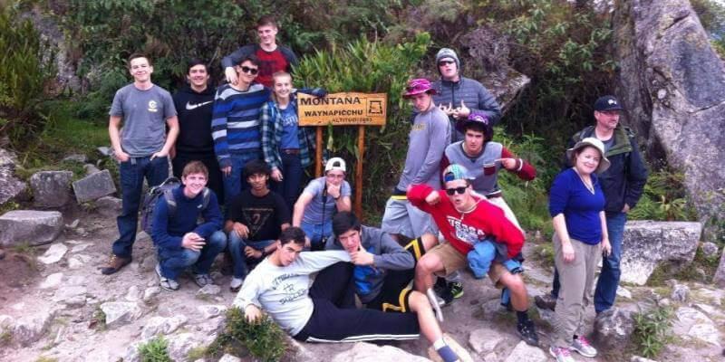 Kickstart PEru Huayna-Picchu-Trek