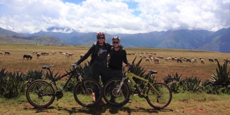 Kickstart Peru Biking in Peru