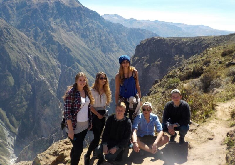 Kickstart Peru Hiking Sacred Valley