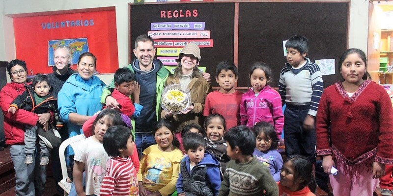 Kickstart Peru volunteer-in-cusco-6