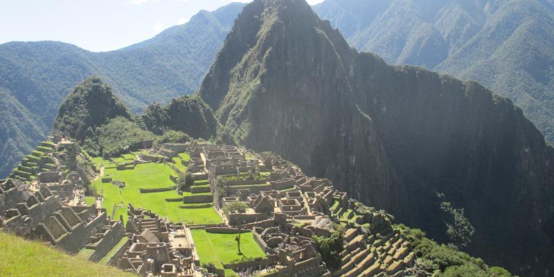 Peru Kickstart Machu Picchu