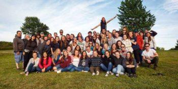 Summercamp USA Annemijn 2017 staff