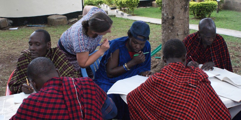 Tanzania-vrijwilligerswerk-Kilimanjaro-Marije-