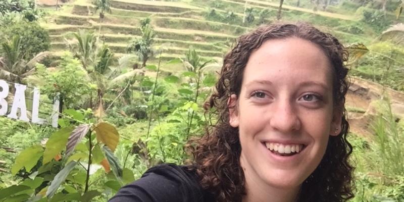 Vrijwilligerswerk in Bali Manon 1