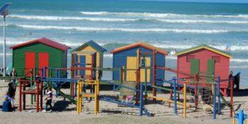 Zuid-Afrika Kaapstad Muizenberg