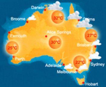 Australië Herfst