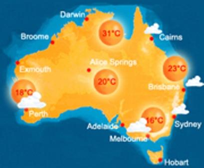 Australie Winter