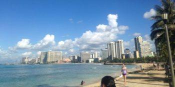 Au Pair Amerika au pair Lieke in hawaii