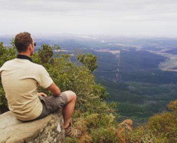 Zuid-Afrika Welgevonden Daan