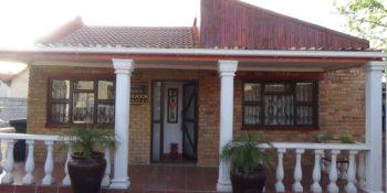 Zuid-Afrika reisverslag Yvette huis van mama Zulu