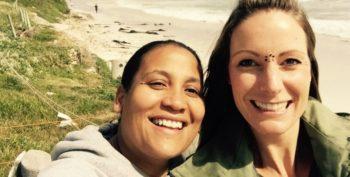 Zuid-Afrika reisverslag Yvette met Gail
