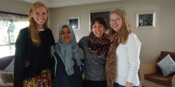 Zuid-Afrika verslag Yvette Faaidah en vrijwilligers
