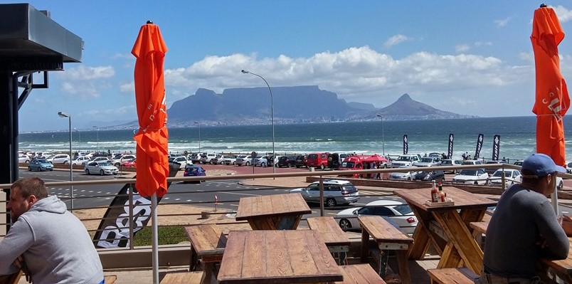 Zuid-Afrika Surf and Adventureclub Bart