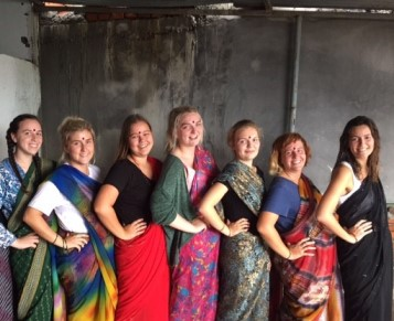 Actie Nepal en Sri Lanka