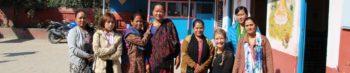 Nepal Annick in Nepal