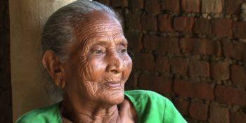 Vrijwilligerswerk Nepal Annick bezoekt ouderenproject