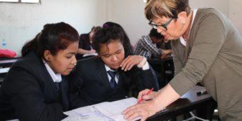 Vrijwilligerswerk Nepal women empowerment