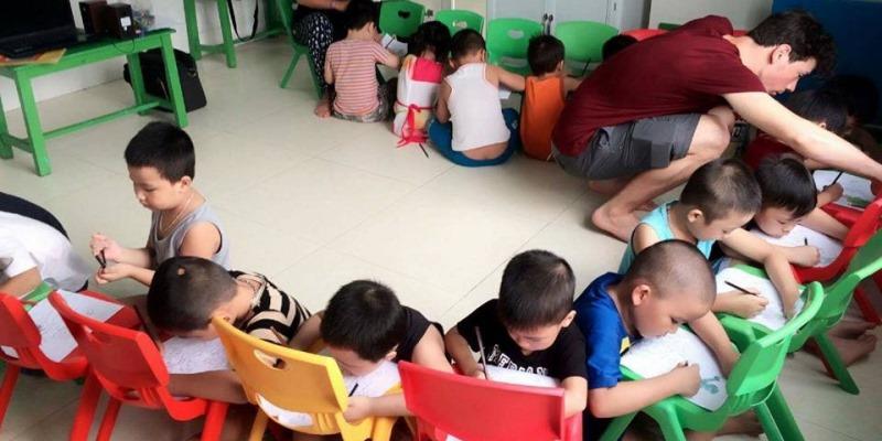 Vrijwilligerswerk Vietnam reisverhaal Koen 2