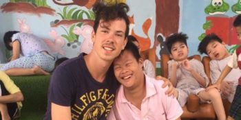 Vrijwilligerswerk Vietnam reisverhaal Koen 3
