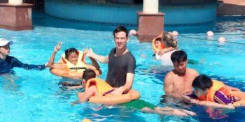 Vrijwilligerswerk Vietnam reisverhaal Koen