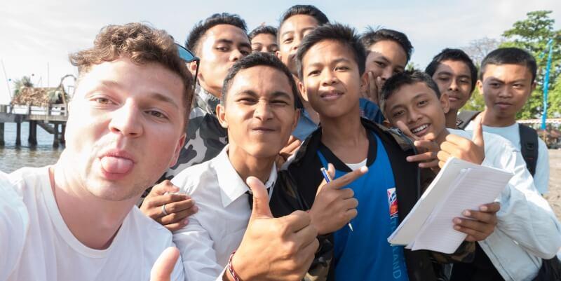 Indonesie Bali Luuk 8