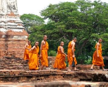 Vrijwilligerswerk in Noord-Thailand