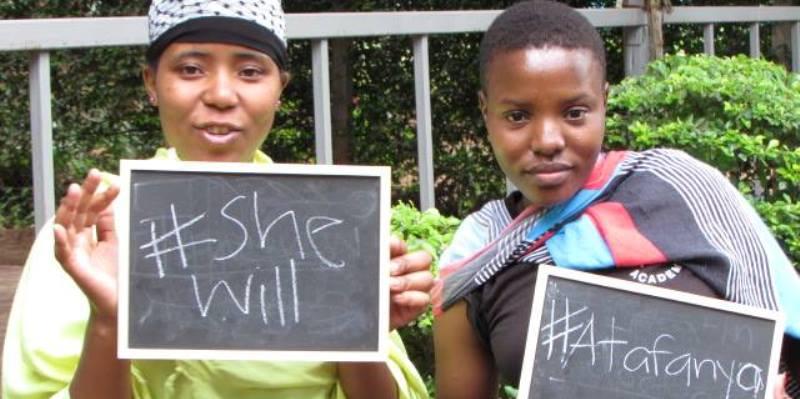 Tanzania vrijwilligerswerk Kilimanjaro girl impact