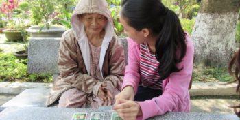 Vietnam foto Lisa memomorie spelen