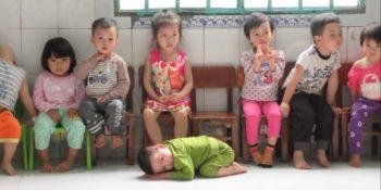 Vietnam foto van Lisa kindergarten