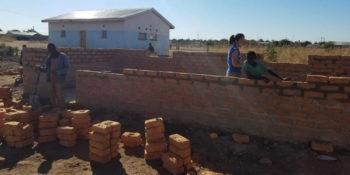 Zambia Bouwproject 2