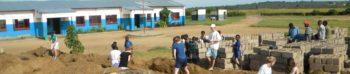 Zambia bouwproject